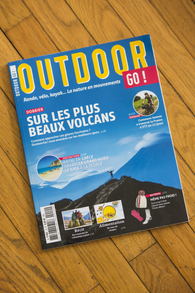 le magazine outdoor